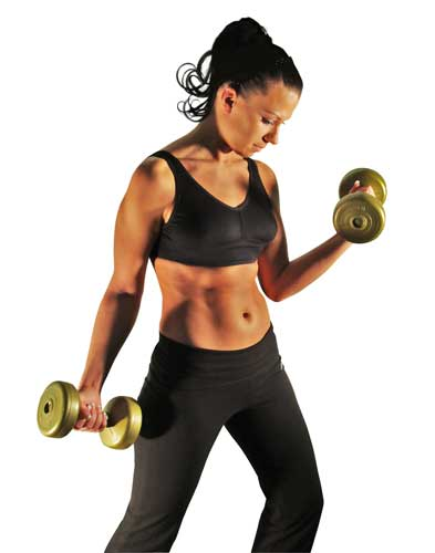 Strength training provides many health and fitness benefits.